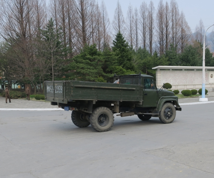 Моя Северная Корея или весна 2018 года.