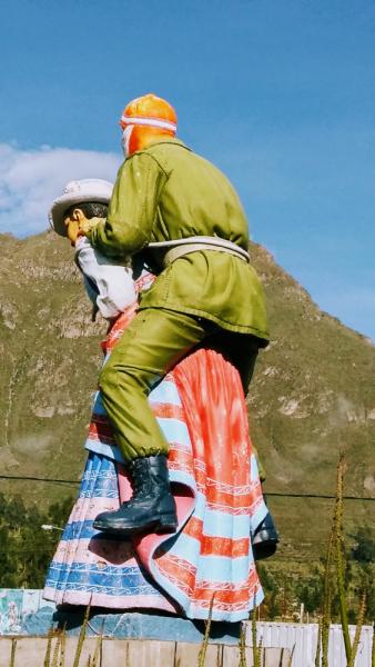 Похождения безумных пенсов или 22 дня в апреле 2018 по Перу и Боливии.