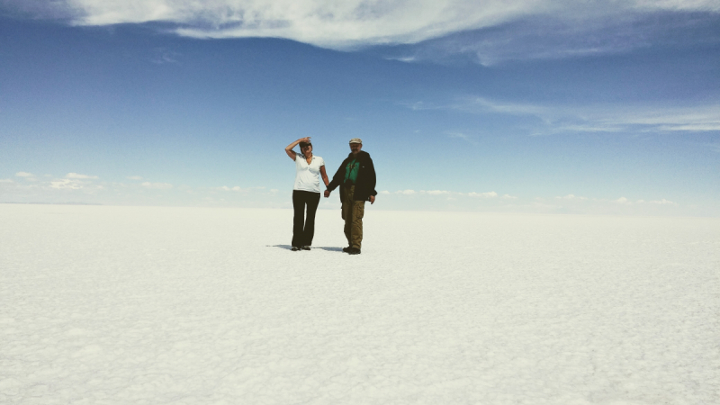 Похождения безумных пенсов или 22 дня в апреле по Перу и Боливии.