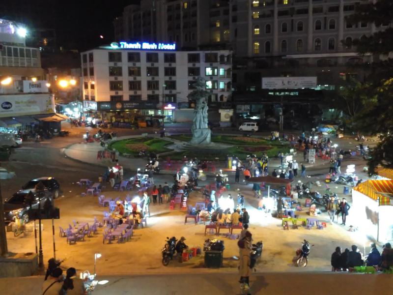 Южный Вьетнам с остановкой в Стамбуле. Декабрь 2017