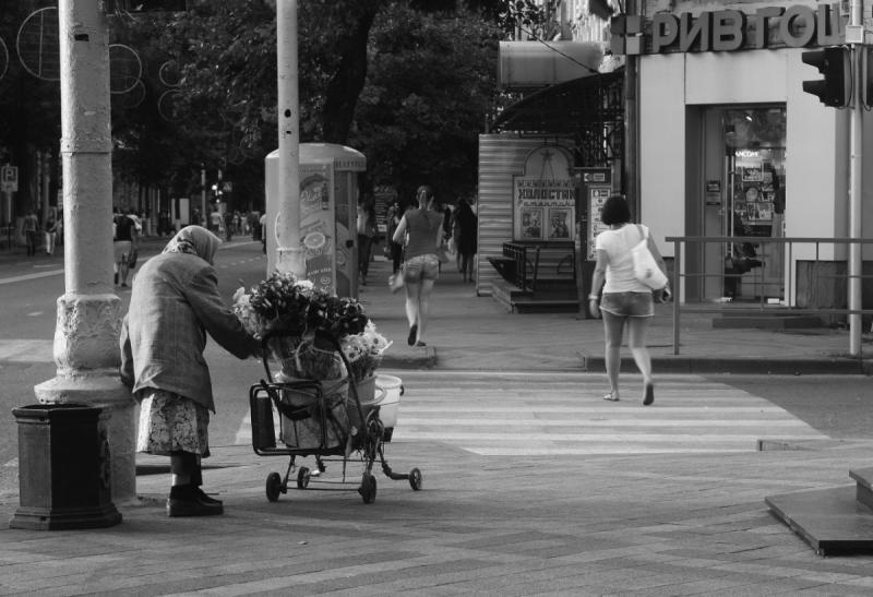 Краснодар-Кабардинка. О людях, контрастах и свободе