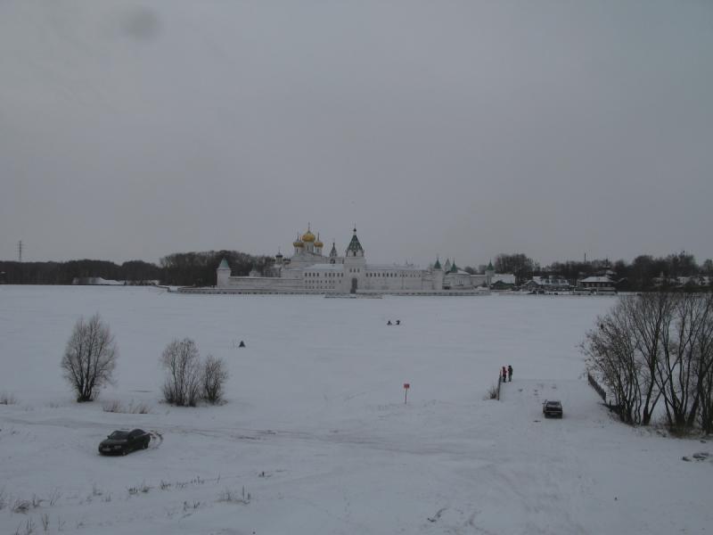 От Костромы на север