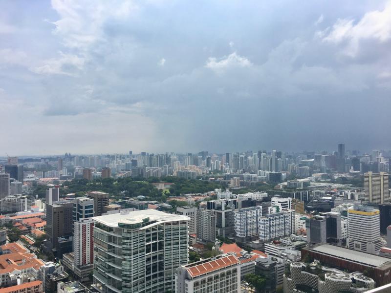 Сингапурская история. Из третьего мира в первый.