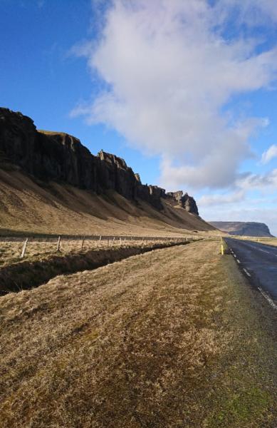 Неделя в Исландии (май 2018)