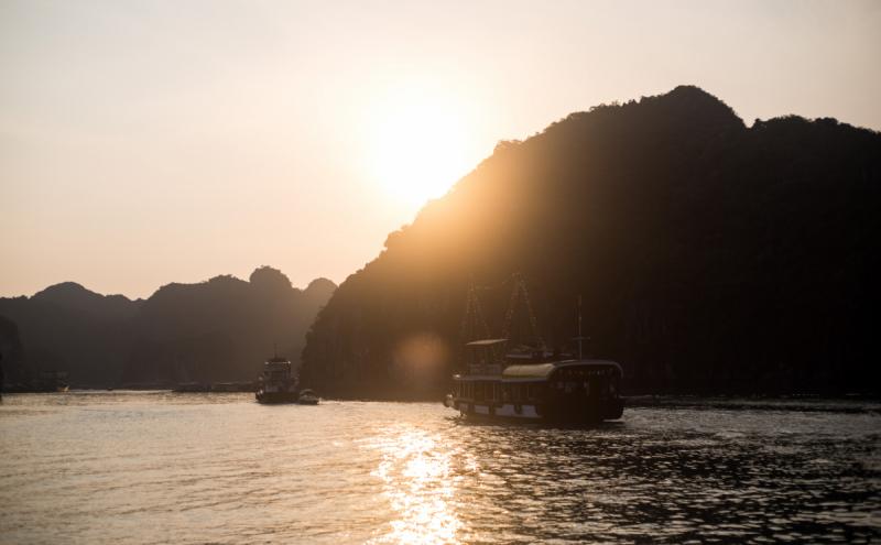 Север Вьетнама: Ханой-Кат-ба-Нинь-Бинь-Ханой