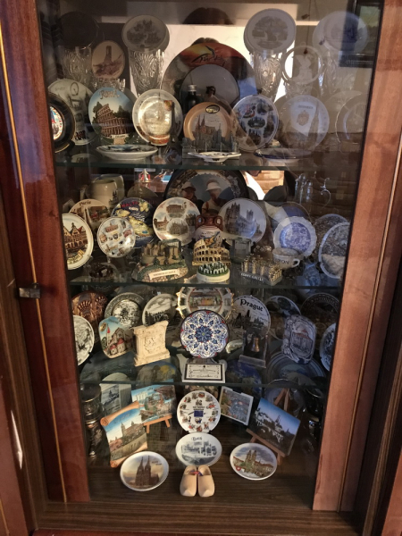 Plates collection