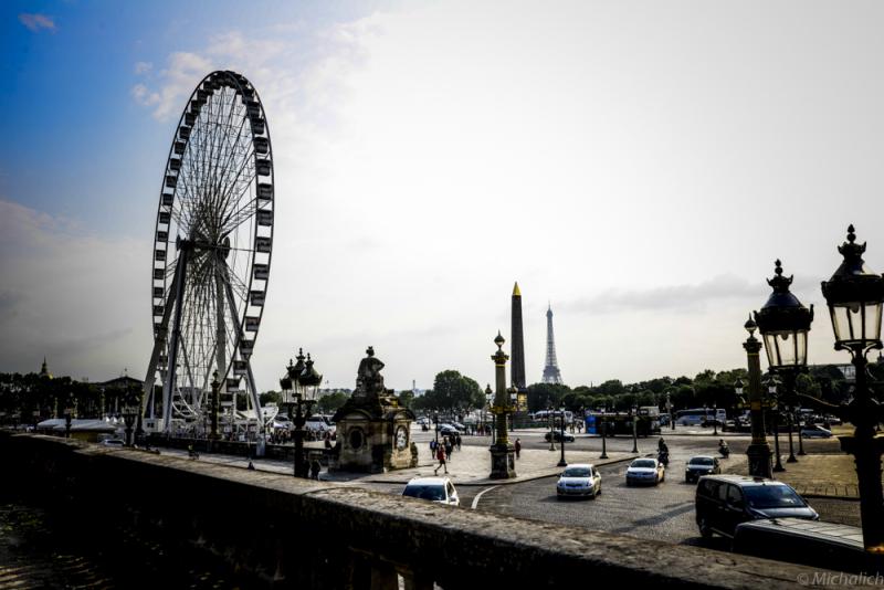 Париж в три дня