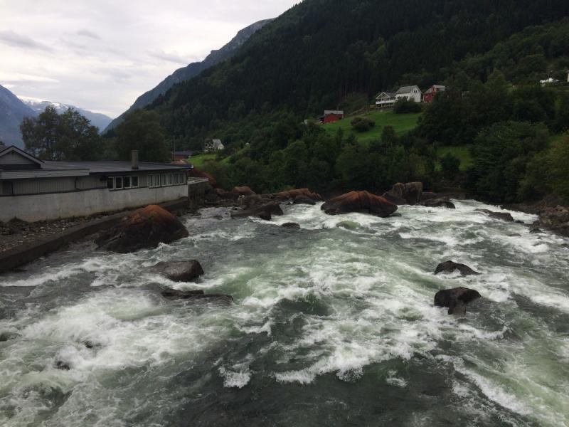 Норвегия - место, куда я непременно вернусь