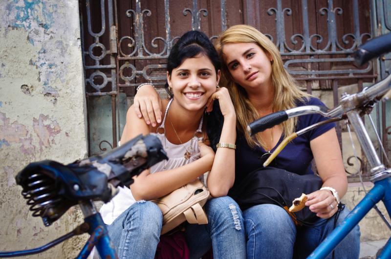 Девушки и женщины со всего Мира (фото) - 4