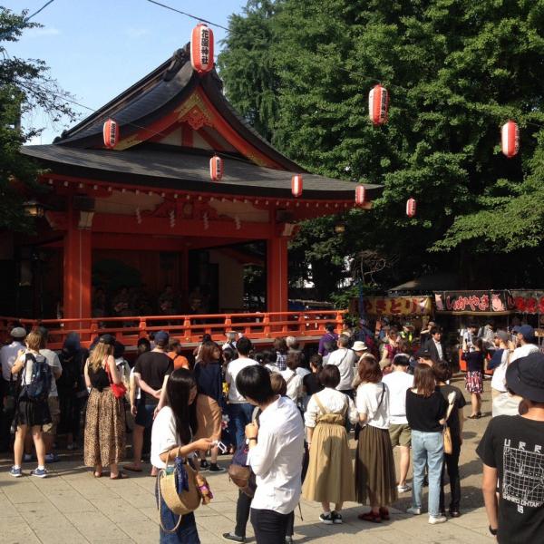 Япония в не-сезон, или одиночное путешествие по Токио и окрестностям в мае 2018