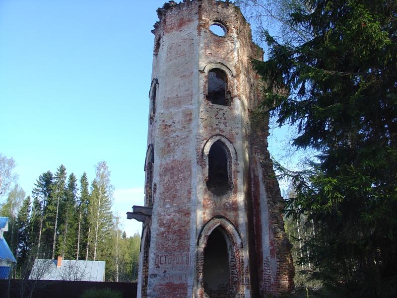 Скрытые уголки Ленинградской области