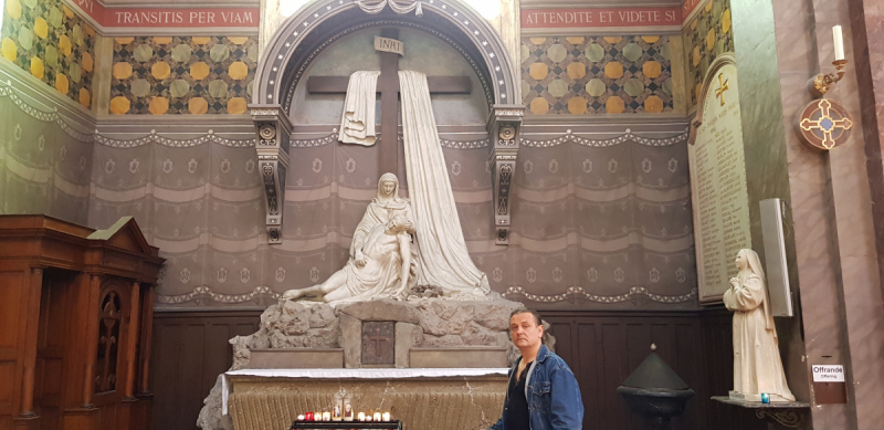 Замки Луары (Минск-Варшава-Берлин-Люксембург-Париж-Блуа-замки Луары-Брюссель-Брюгге-Амстердам-Гаага-Познань-Белосток-Минск), апрель-май 2018