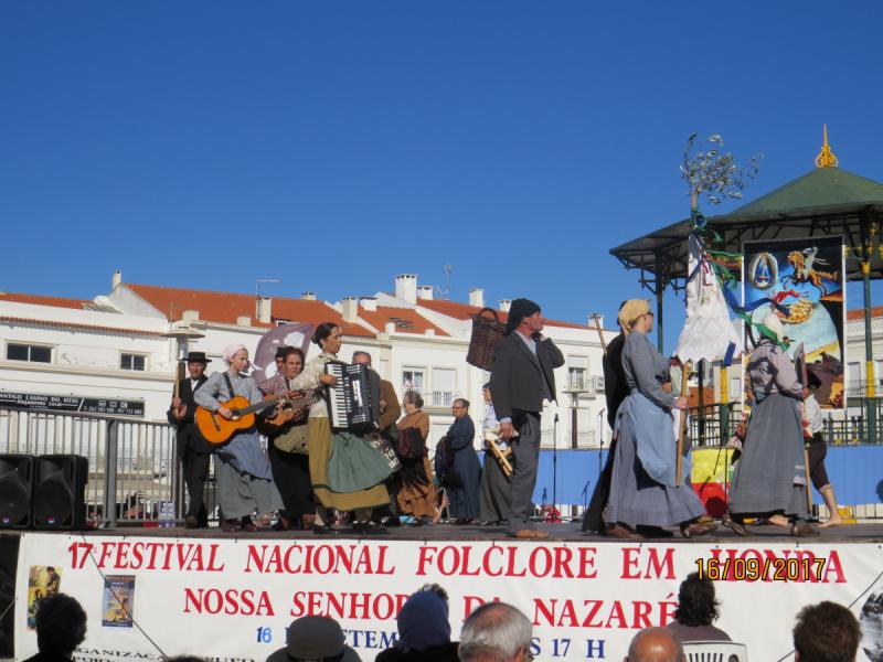 Лагуш, Эвора, Назаре, Лиссабон (сент 2017)