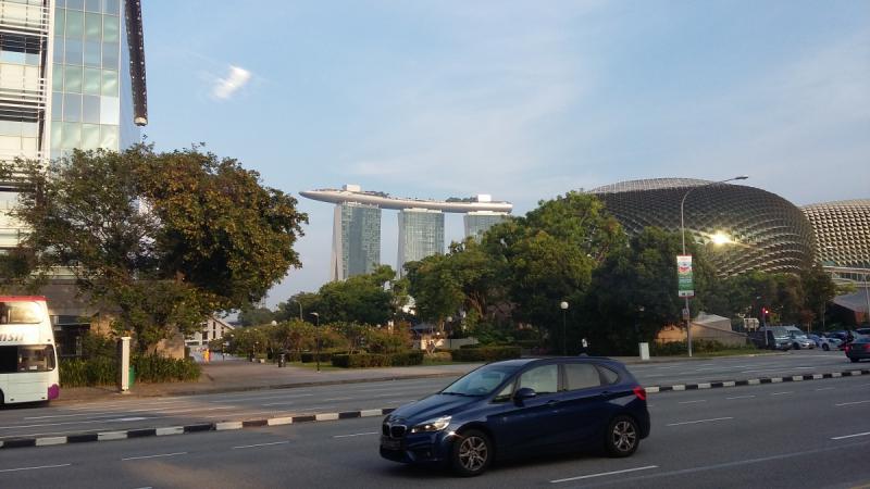 Сингапур за 6 часов !!!
