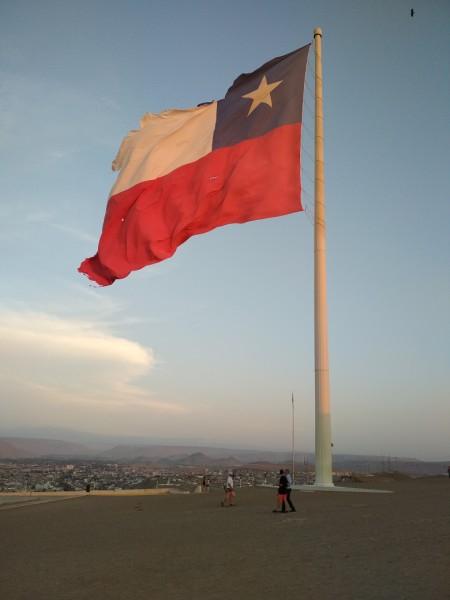 Месяц в Чили (Север, центральная часть и Пасха), февраль-март 2018