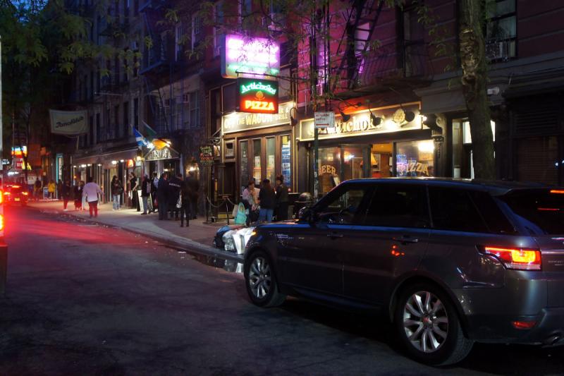 Нью-Йорк - город, который никогда не спит. Часть 1.