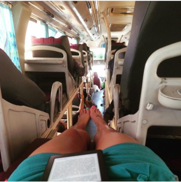 Sleeping Bus - 9 советов для комфортной поездки