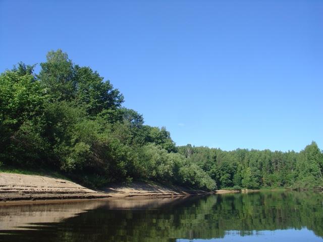 Река Луга. Сплав от Толмачёво до Кингисеппа
