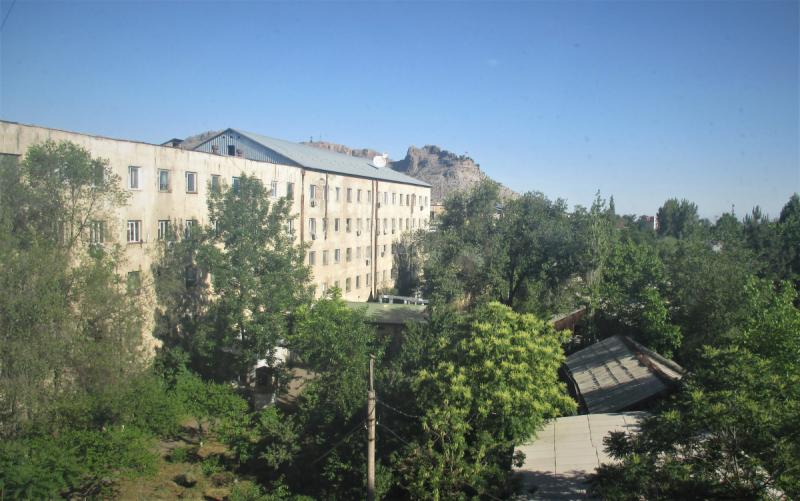 Бишкек, Ош, Иссык-куль: 22-29 мая 2018