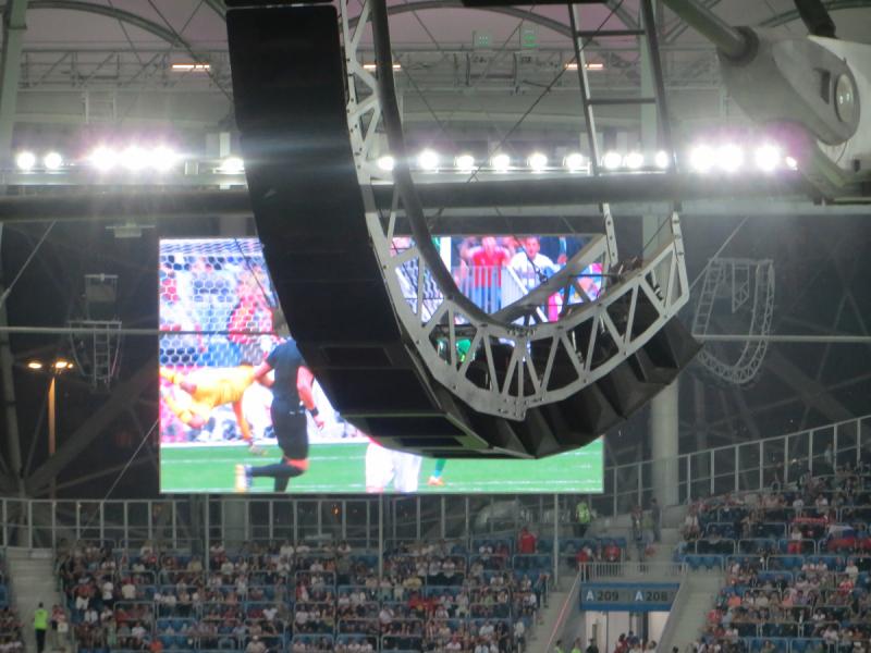 ЧМ по футболу 2018 в прямом эфире.