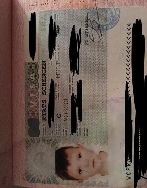 Поврежден паспорт - вопросы на границе