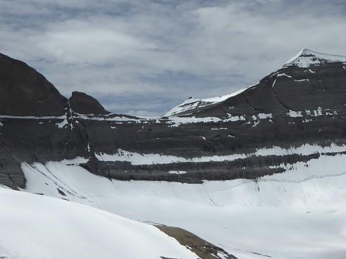 Спиральная Кора вокруг горы Кайлас
