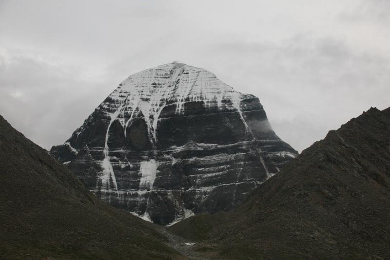 Тибет. Кора вокруг трех священных озер.