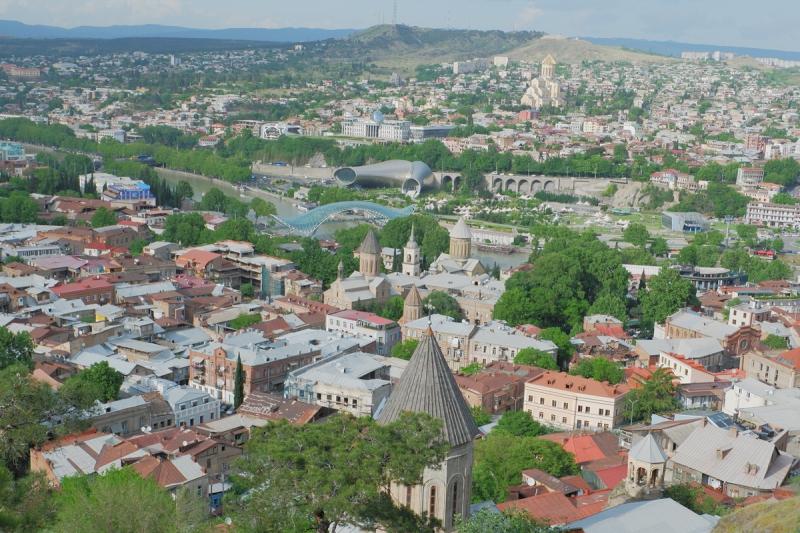 Тбилиси-Боржоми-Вардзиа-Военно-Грузинская дорога на машине за 7 дней