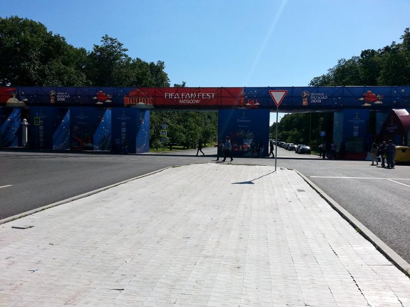 Россия времен ЧМ по футболу 2018: Москва-Коломна-СПб-Карелия-Соловки-Кронштадт-СПб