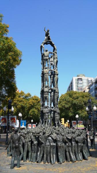 Два конца Испании ( Валенсия - Кантабрия -Страна Басков - Каталония)