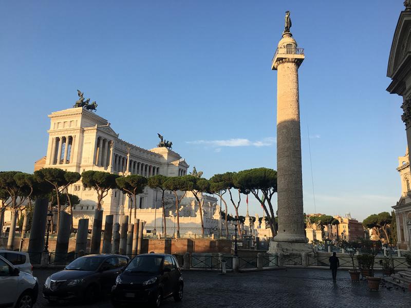 Из Таллина в Италию на 8 дней, сентябрь 2017: Бергамо, Верона, Венеция, Рим, Милан