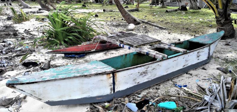 Микронезия без кругосветки – 5. Такие разные Маршаллы: Маджуро, Энеко, Арно