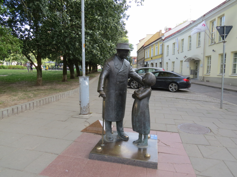 Вильнюс и Тракай за полтора дня
