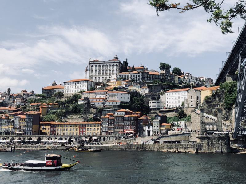 От Лиссабона к Бискаю, май 2018