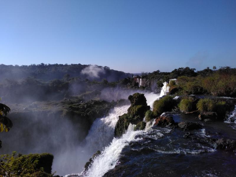 Водопады Игуасу, Бразилия и Аргентина, советы по маршруту, автобусам и границе