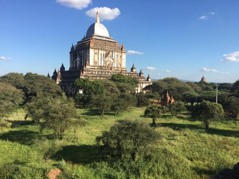 Бирма, легко и глубокомысленно