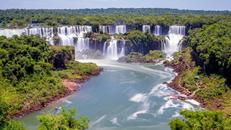 Поток иммиграции в Парагвай