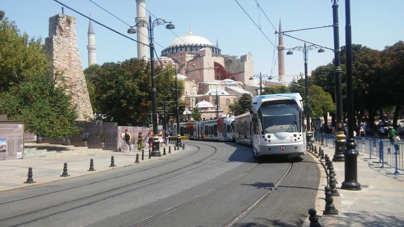 Стамбул-Бодрум-Стамбул. Август 2017 г.
