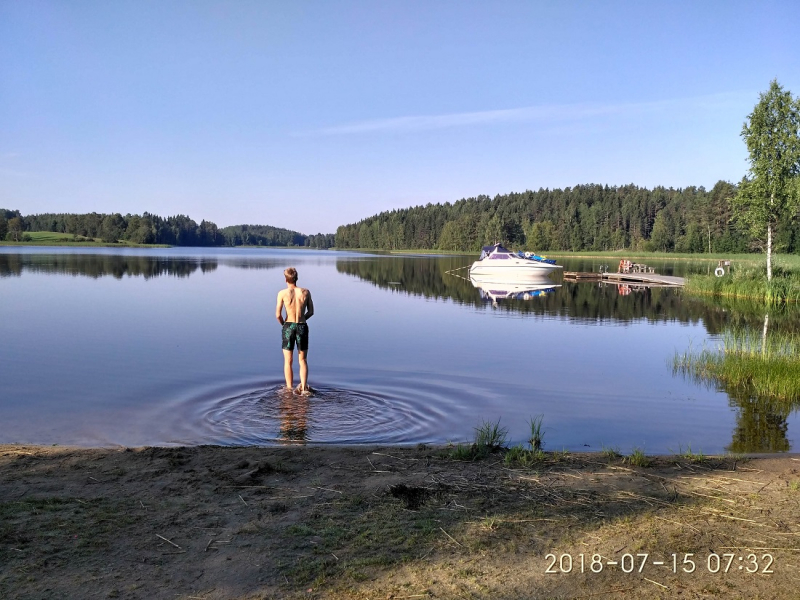 Вокруг Саймы 2018 (11.07.18 - 18.07.18)