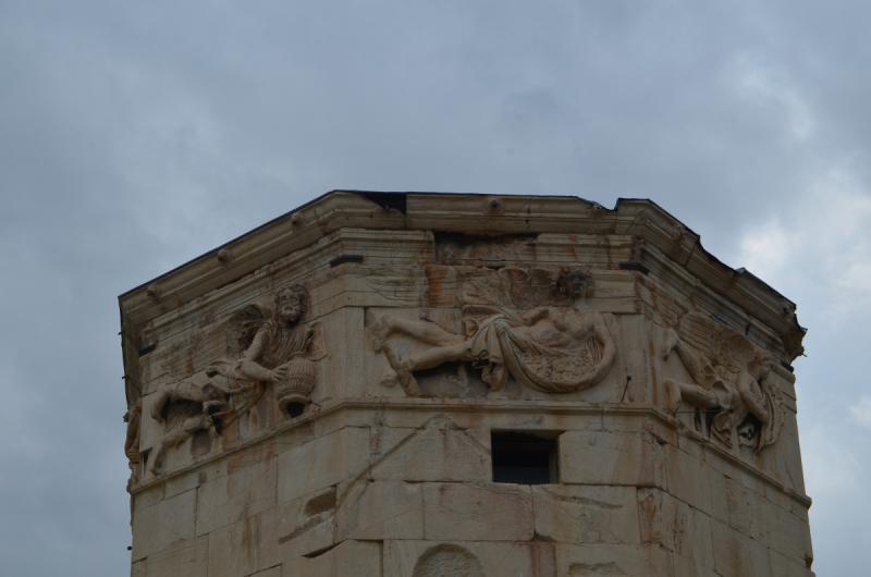 Метеоры - Афины - Эгина - Дельфы общественным транспортом
