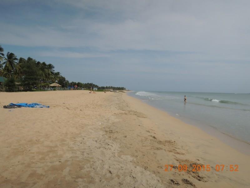 Шри-Ланка самоходом. Вид изнутри.