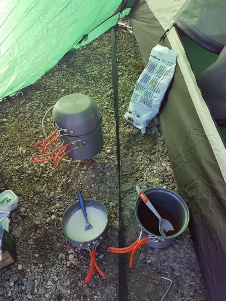 4 дня на авто с палаткой. Geiranger, Mohn Topp/Bladet, Nigardsbreen, FV55.