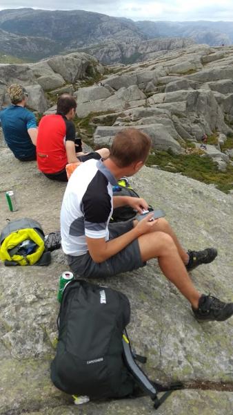 Тролль-трип на 8 колёсах. Норвежский юг на великах, пешком и по скале.