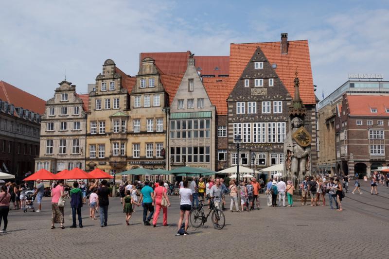Северная Германия от Бремена до Рюгена и не только