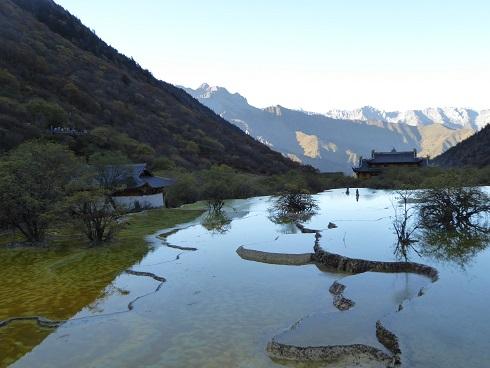 Отчет о поездке в Восточный Тибет (ноябрь 2016г.). Ченду и его округ