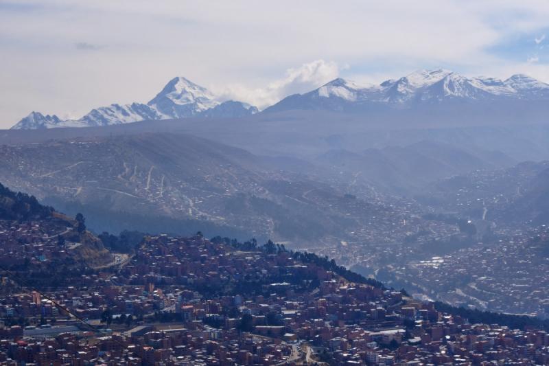 Три недели в Боливии и Перу + жизнь в нетуристической Боливии