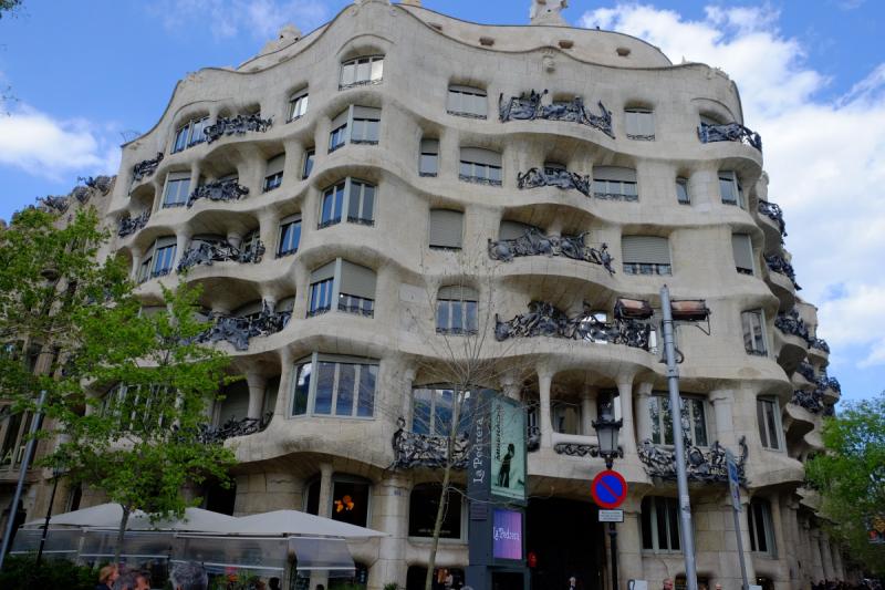 Барселона и окрестности за 5 дней - весна 2018