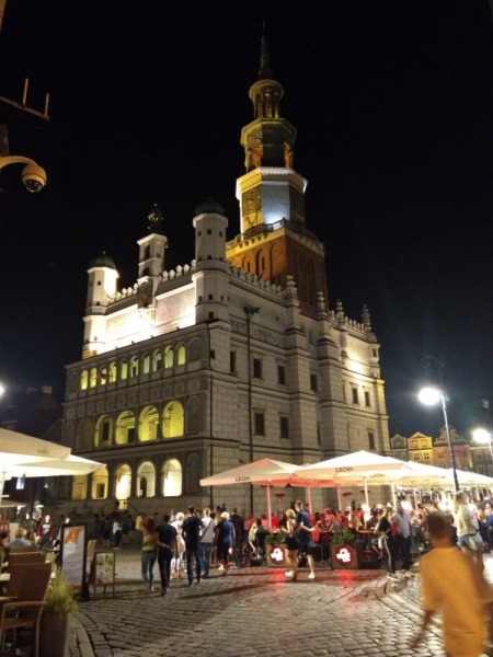 Киев-Варшава-Познань-Париж-Тулуза бюджетно, первый опыт