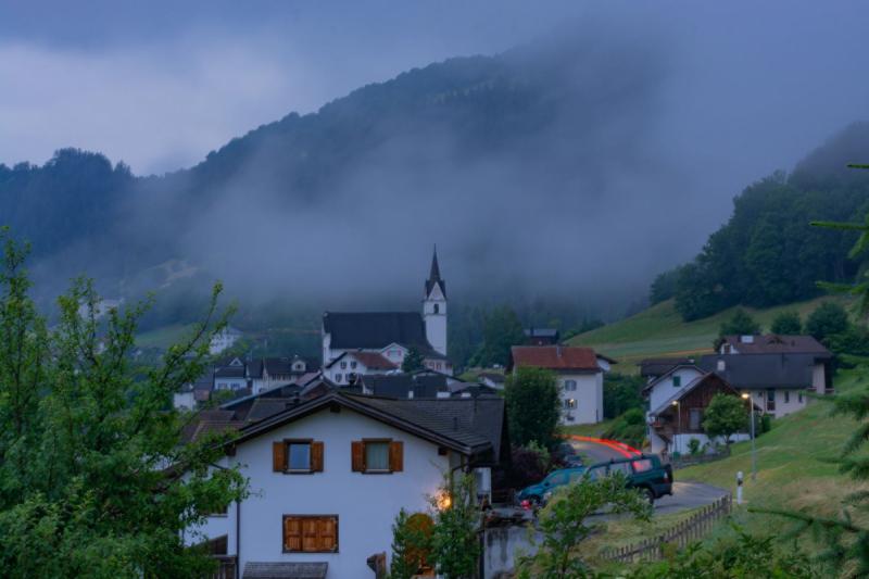 Швейцария. Горы, озёра и немного городов. Часть №1