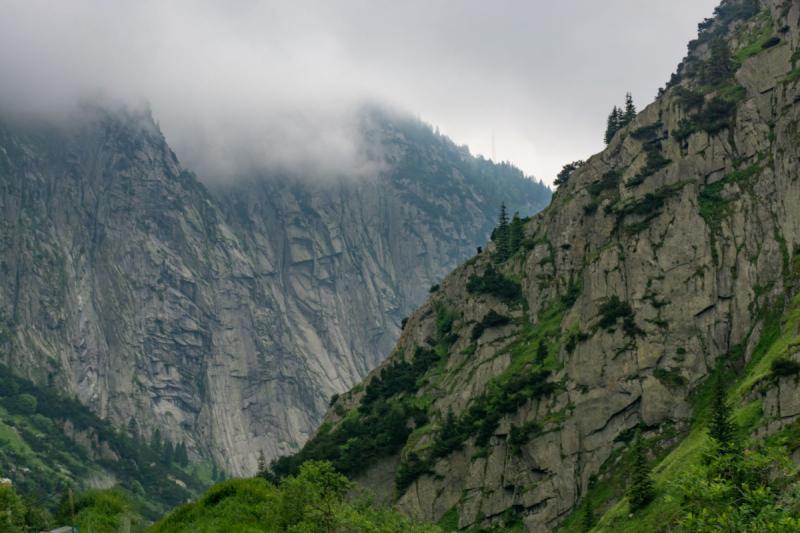 Швейцария. Горы,озёра и немного городов. Часть №2